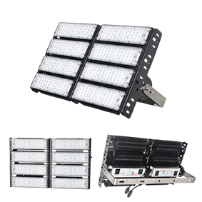 400W LED Floodlight Heavy Duty Modular