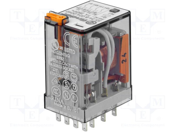 55.34 4PDT Plug In Relay