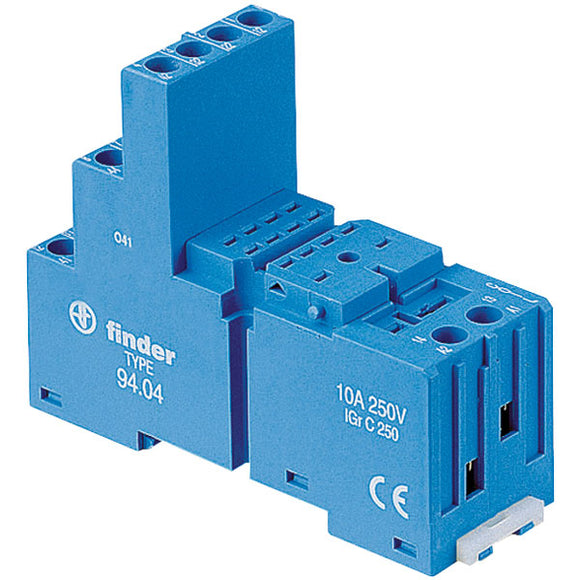 94.04 14Pin Relay Base For 55.34 Relay