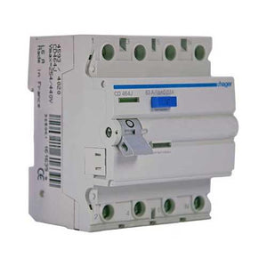 CD485Z 4P 30MA 100A Residual Current Device (RCD) No Overload Protection