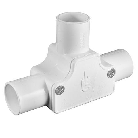 20mm PVC Conduit Tee Piece 9031