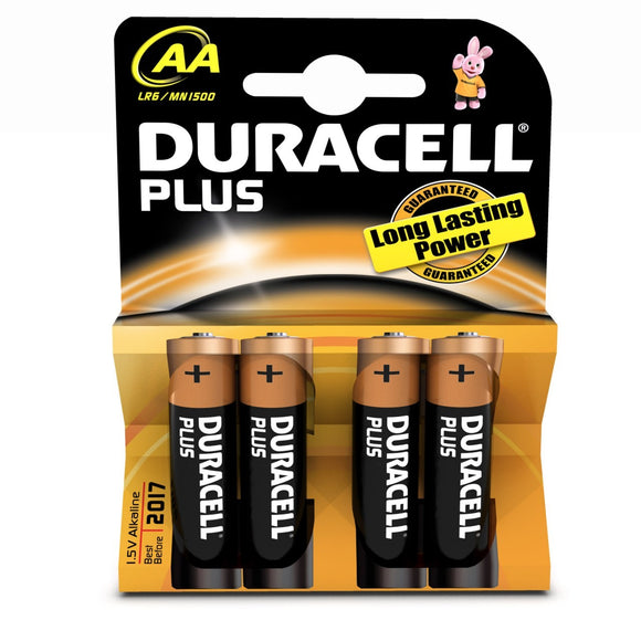 Duracell MN1500 AA 4pack