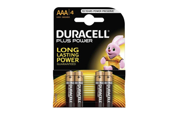 Duracell MN2400 AAA 4pack