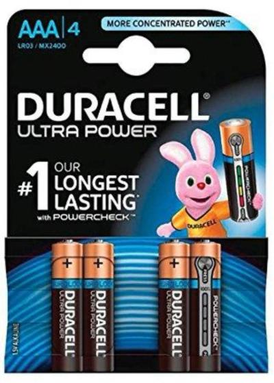 Duracell MN2400 AAA Ultra 4pack