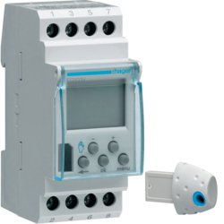 EG203E 7Day+ 7Day Digital Time Switch with 5year Reserve