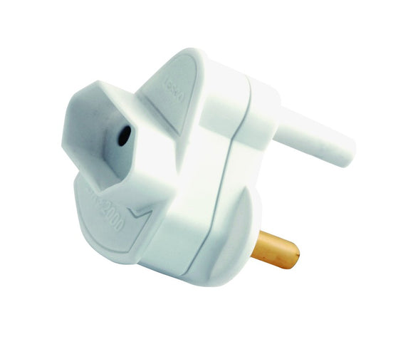 Euro Mate Adaptor Plug 3Pin To 2Pin