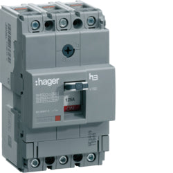 HCA160Z 160A 3P Load Break Switch (Isolator)