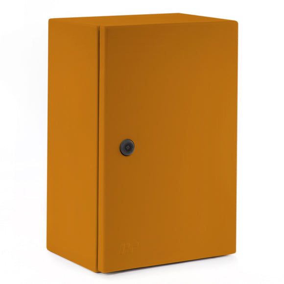 HE207 IP65 Sheet Metal Enclosure