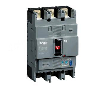 HEG063U 63A 65KA 3P Adjustable Moulded Case Circuit Breaker
