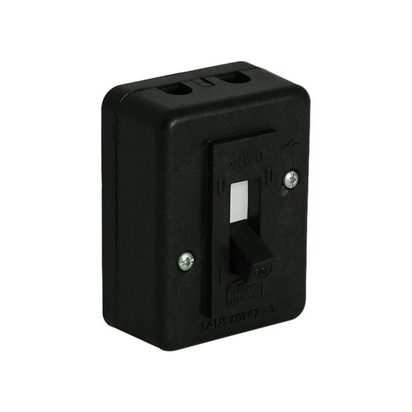 Isolator Switch NWI 60A DP