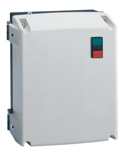 JDY12/P 11kw 400V Enclosed Star Delta Starter Lovato