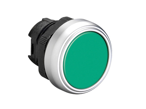 LPCB103 Green Push Button Head