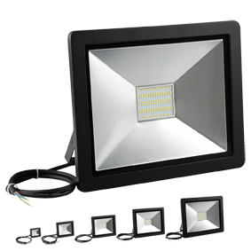 30W LED Floodlight Slimline
