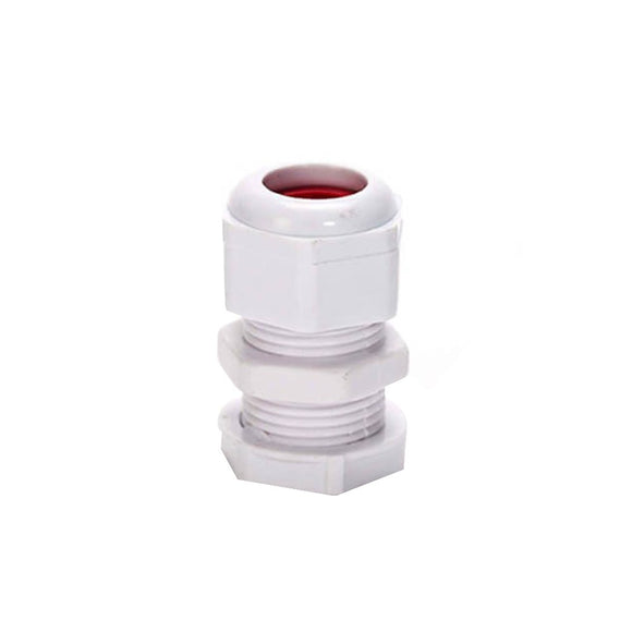 No.00 PVC Compression White
