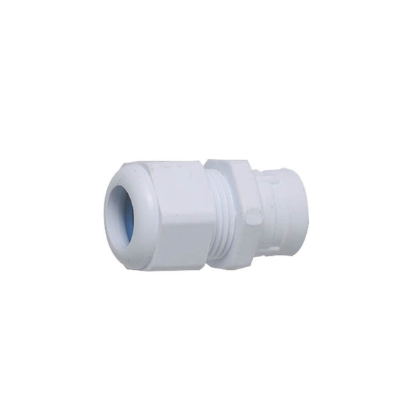 No.0 PVC  Compression White Gland Push-In Type