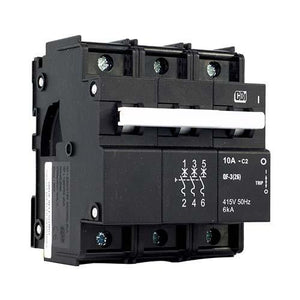 QF-3(26MM)10A T/P 6KA Circuit Breaker