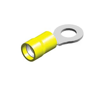 R5-8V 8mm Yellow Ring
