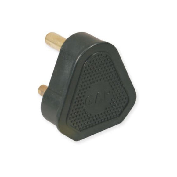 Plug Top 16A 3Pin Rubber