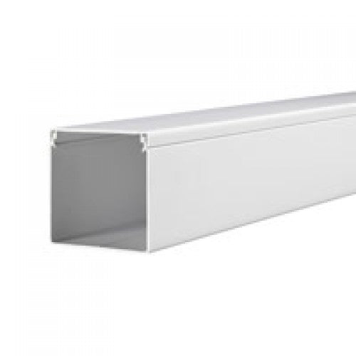 Trunking Solid 40X40MM White Per 3Mtr Length