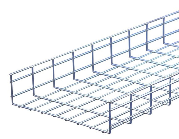 Wire Mesh Cable Tray 100X50MM 3MTR Length