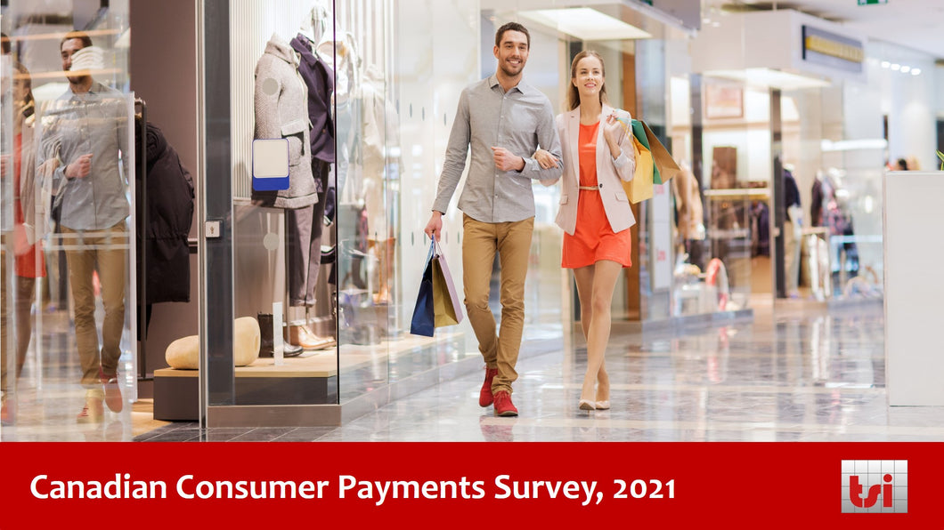 Canadian Consumer Payments Survey, 2021