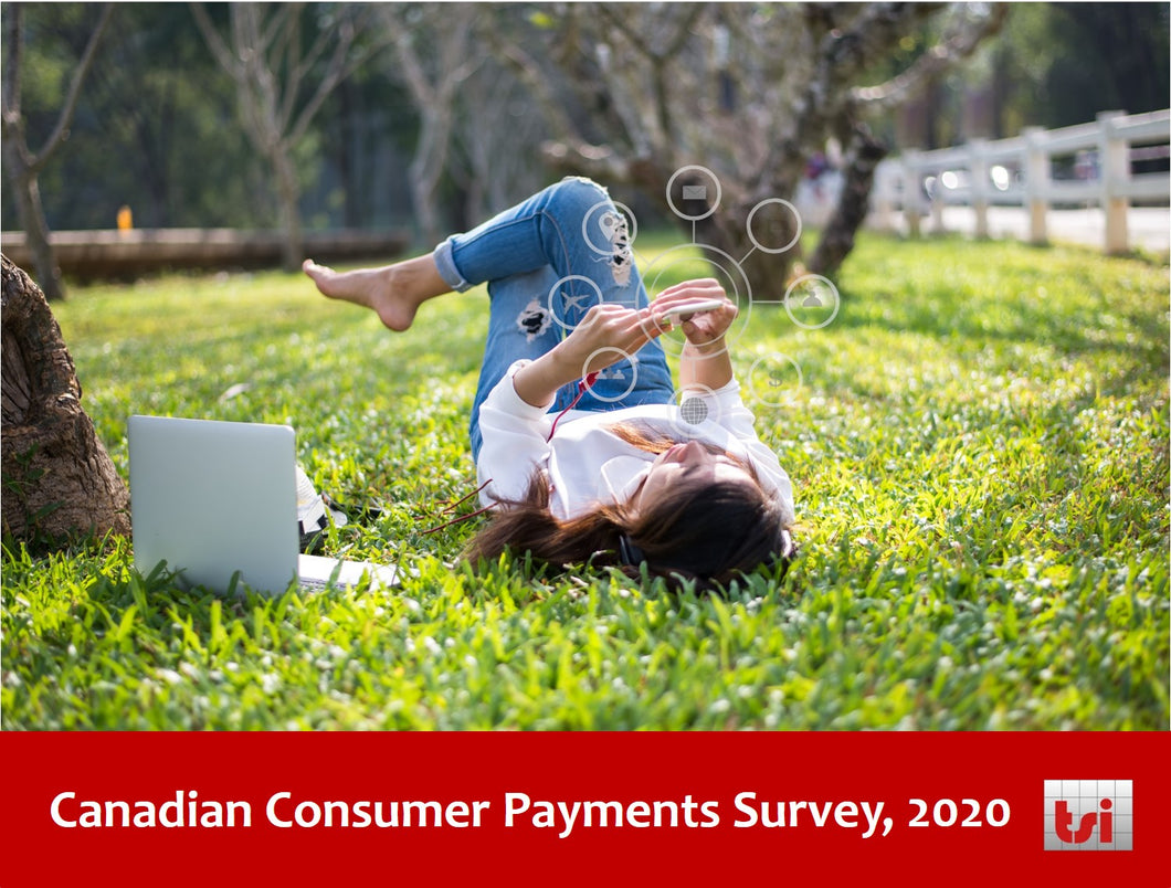 Canadian Consumer Payments Survey, 2020