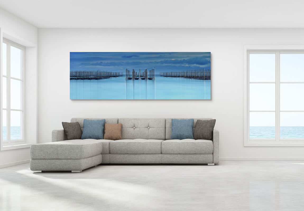 Aura of the Sea in Home