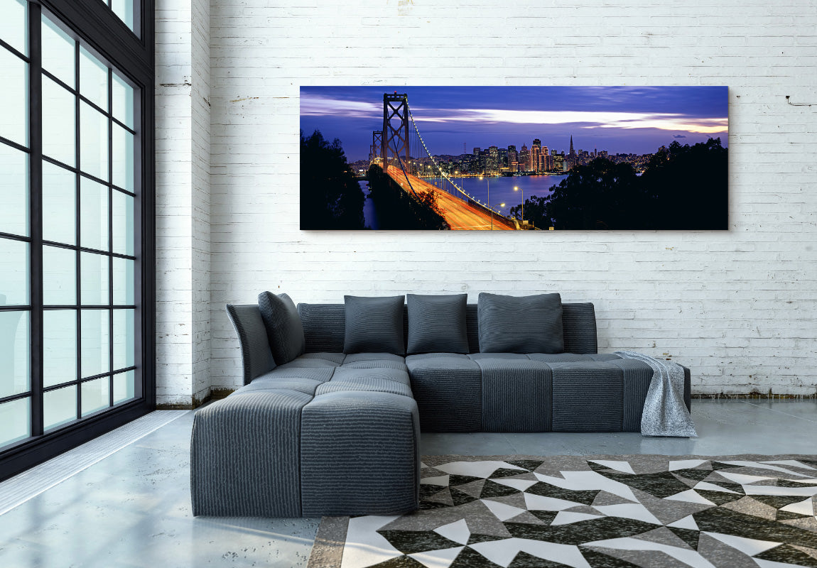 Bay of Lights in Home