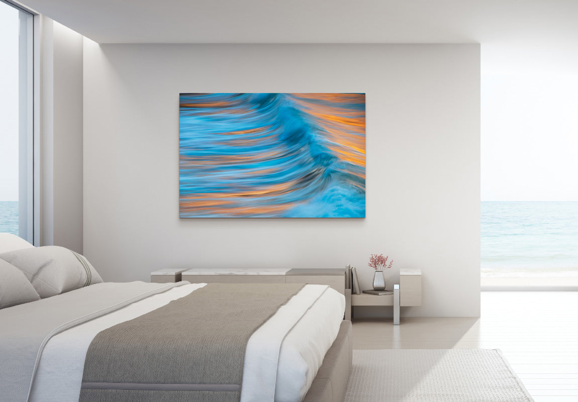 Brush Wave in Home