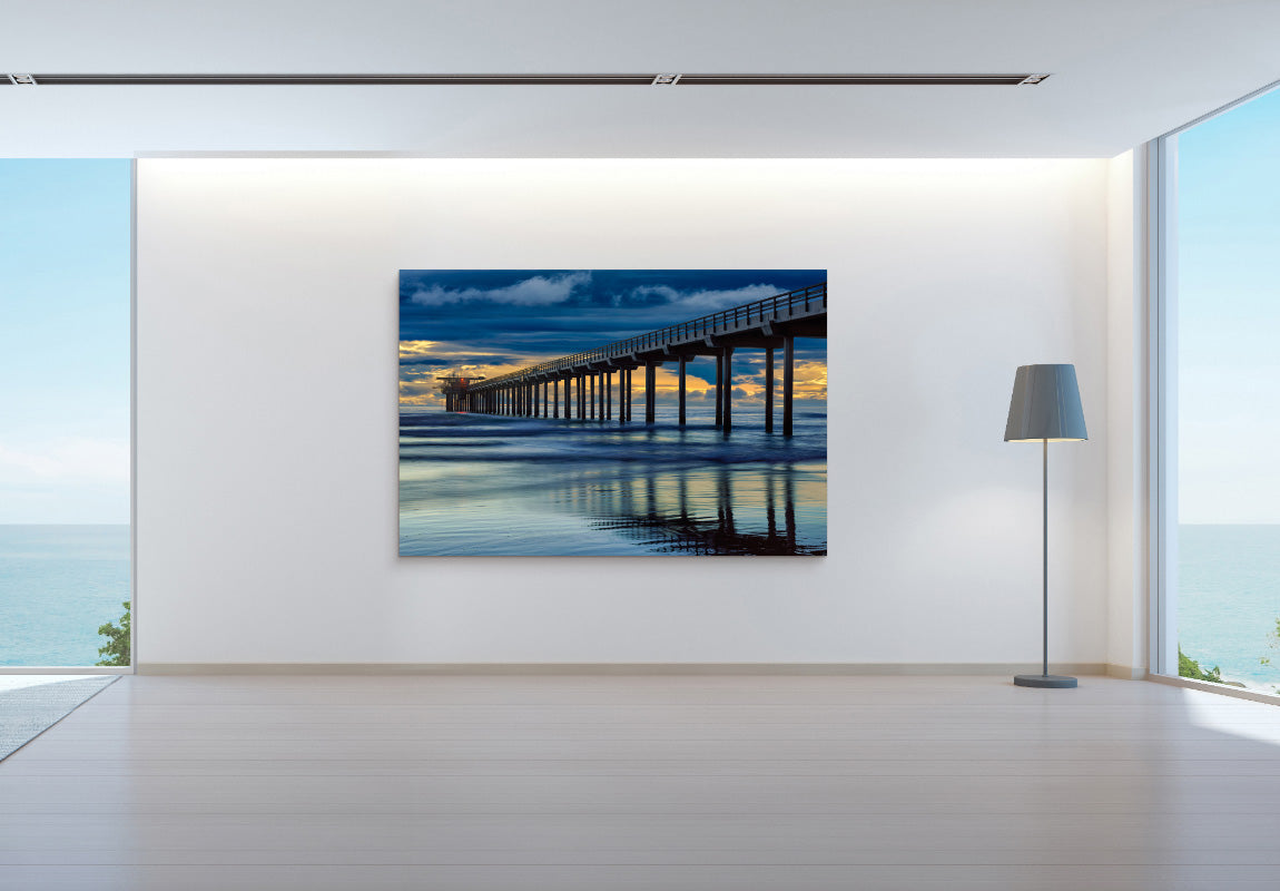Coastal Reflections in Home