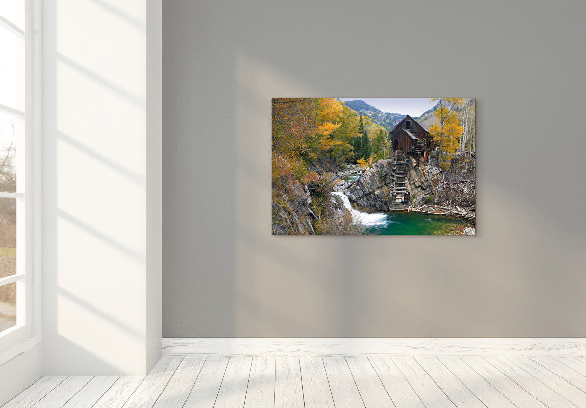 Crystal Mill in Home