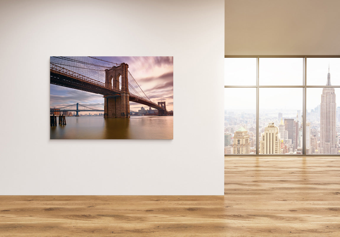 East River Crossing in Home