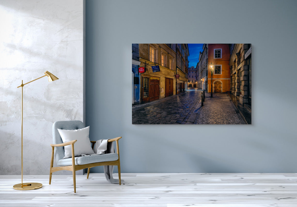Enchanted City in Home