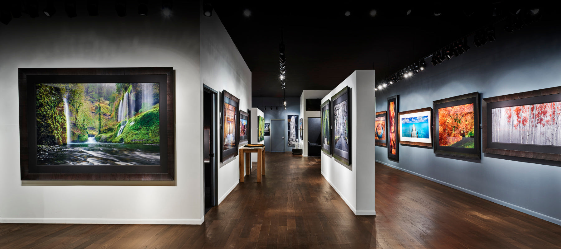 Visit the LIK Fine Art Gallery at Dallas' NorthPark Center
