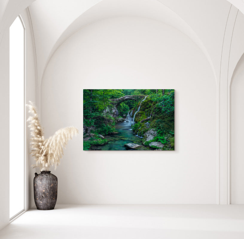 Magical Falls in Home