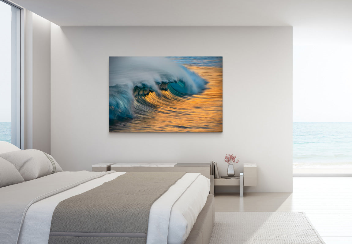 Painted Tides in Home