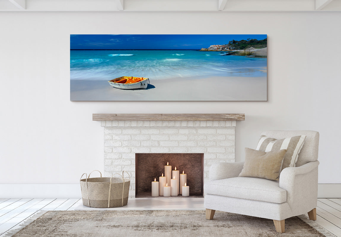 Peaceful Shores in Home