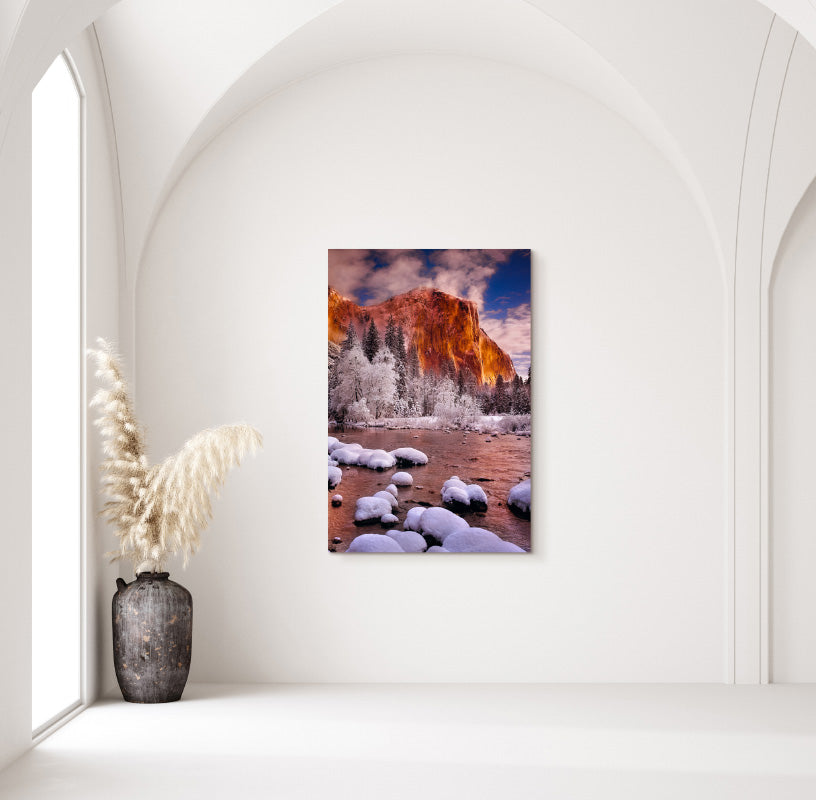 Winter Tower in Home