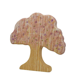 Wooden Blossom Tree - Eric & Albert's Crafts