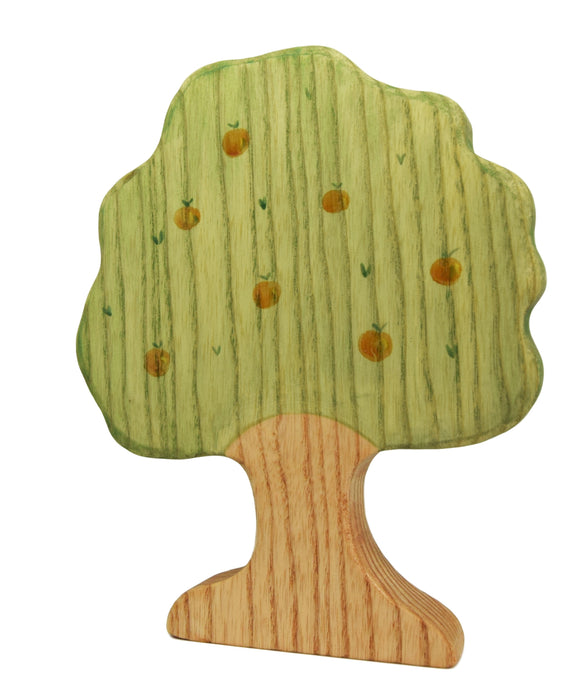Wooden Apple Tree - Eric & Albert's Crafts