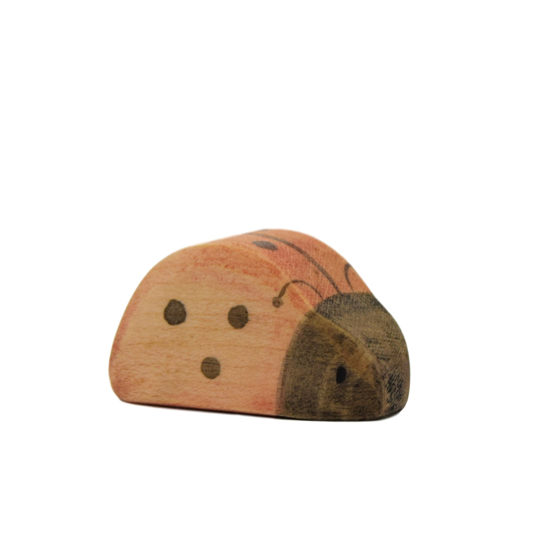 Wooden Ladybird - Eric & Albert's Crafts