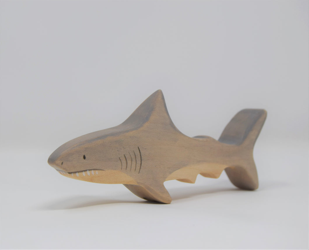 Wooden Shark - Eric & Albert's Crafts