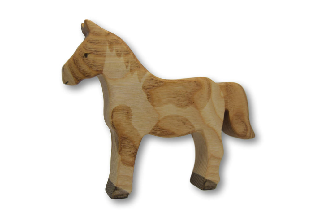 Wooden Horse - Eric & Albert's Crafts