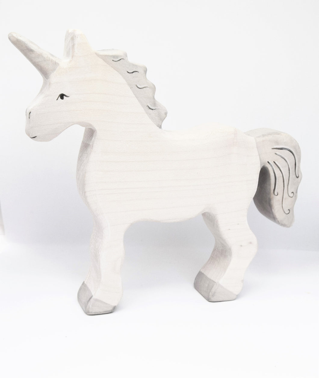 Wooden Unicorn - Eric & Albert