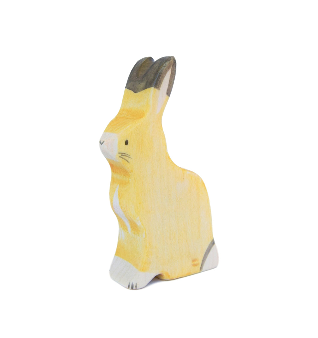 Wooden Brown Hare - Eric & Albert's Crafts