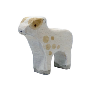 Wooden Jacob's Lamb - Eric & Albert's Crafts