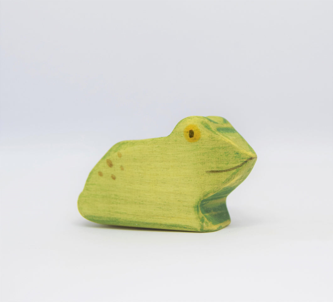 Wooden Frog - Eric & Albert's Crafts