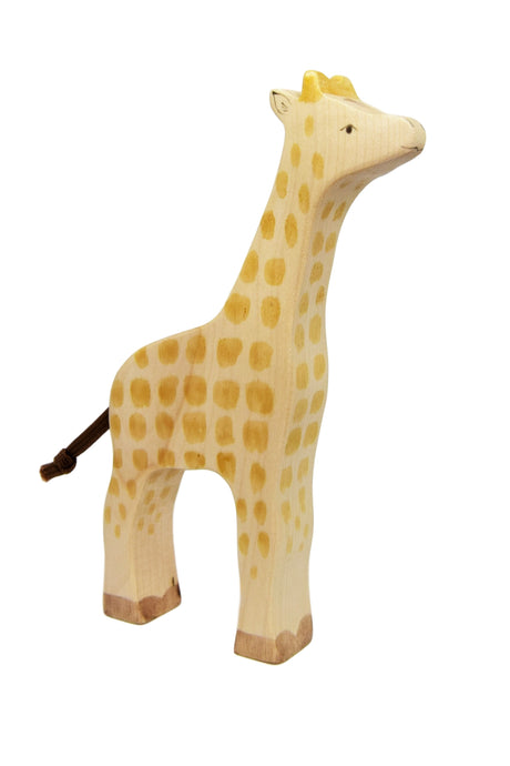 Wooden Giraffe Calf - Eric & Albert's Crafts