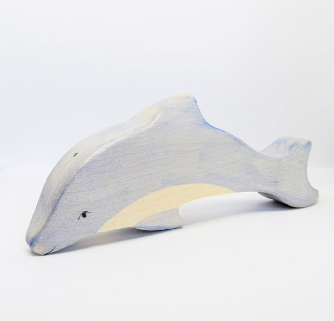 Wooden Dolphin - Eric & Albert's Crafts
