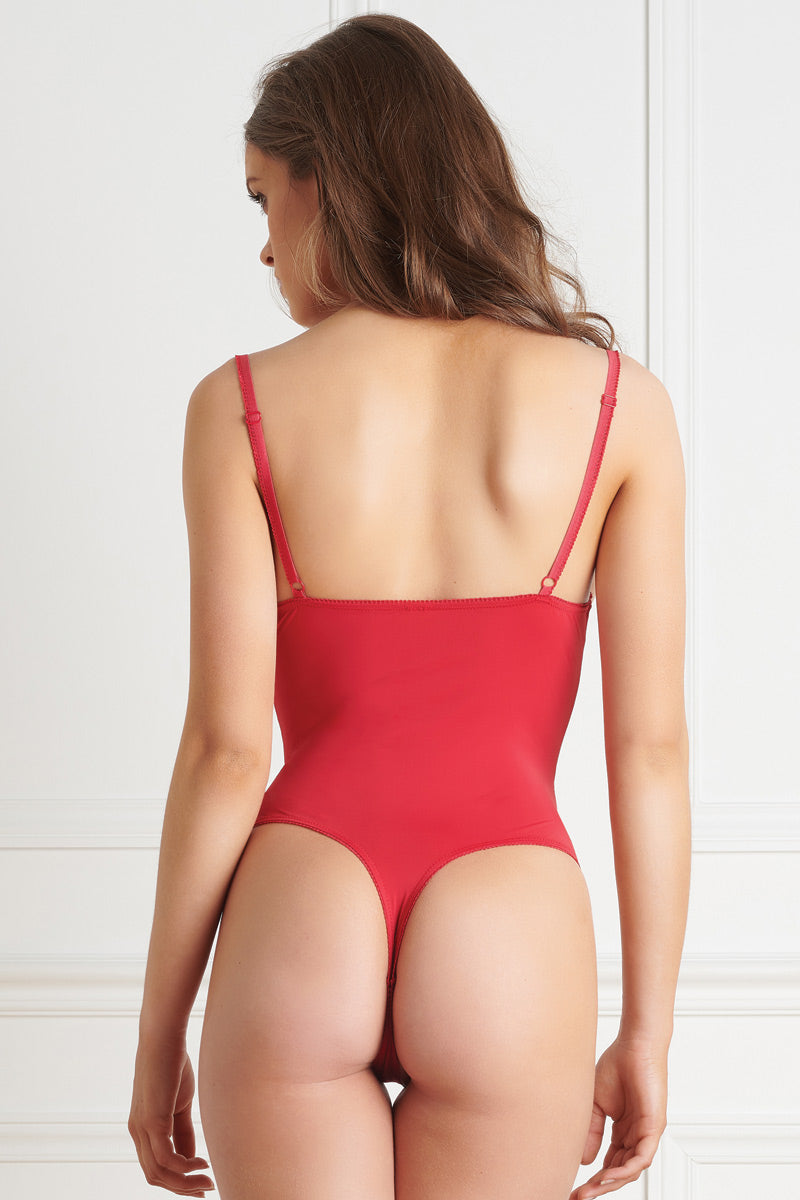 Maison Close Le Petite Secret Thong Bodysuit